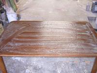 テーブルの塗り替え 工程2