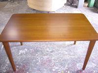 テーブルの塗り替え 工程3
